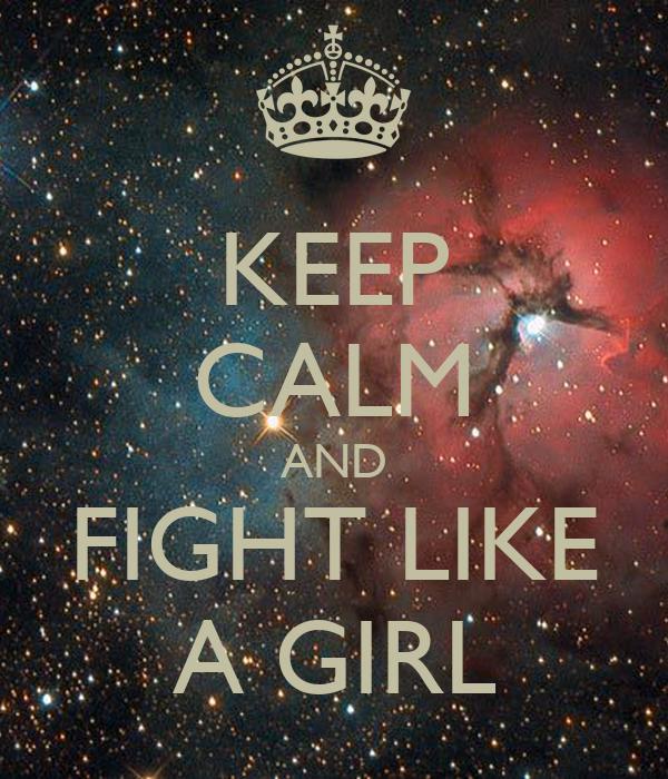 fight like a girl wallpaper - photo #19