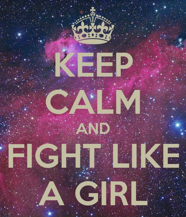 fight like a girl wallpaper - photo #20