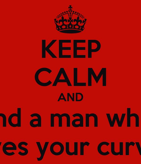 Find a man who