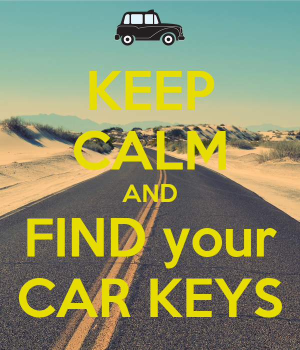 find your car: