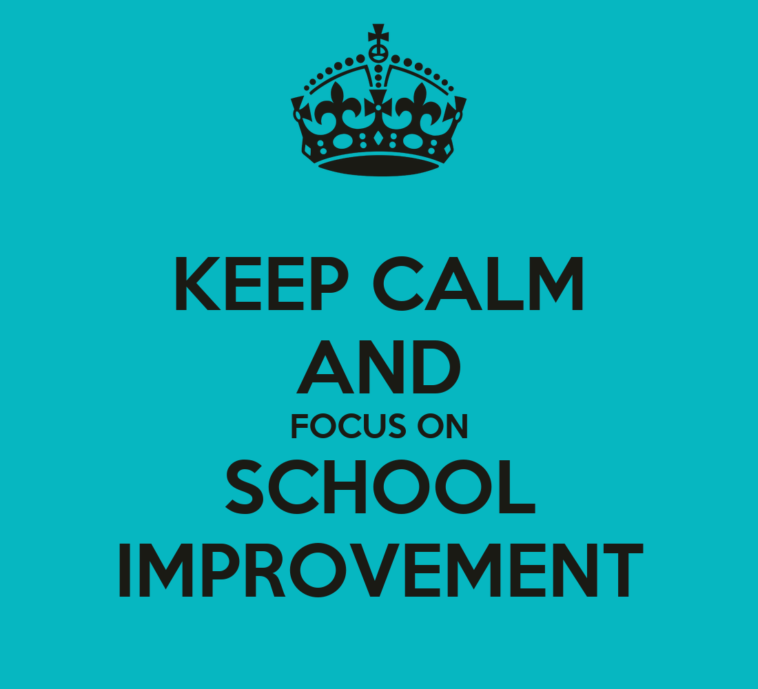 Image result for school improvement