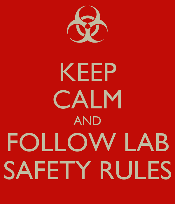 Related keywords amp suggestions for lab safety rules poster