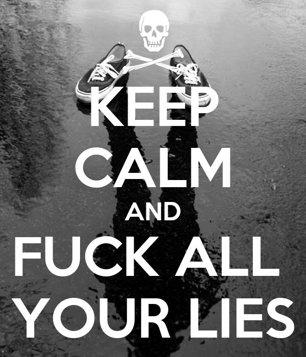 Freddie fuck all the lies lyrics