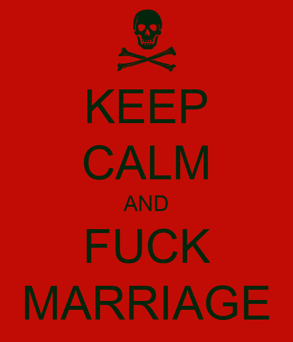 Fuck Marriage 60