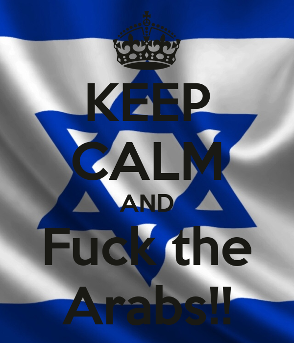 fuck arabs