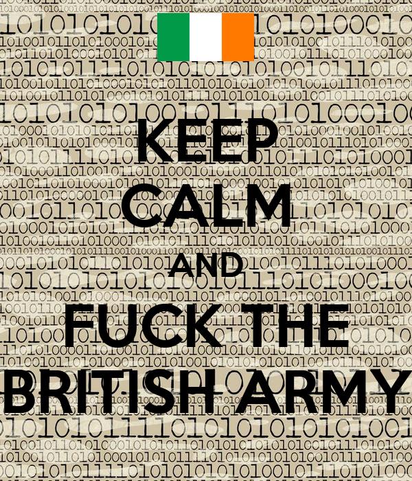 Fuck the british