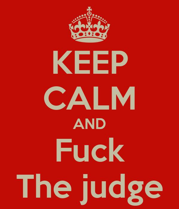 как ебут судью