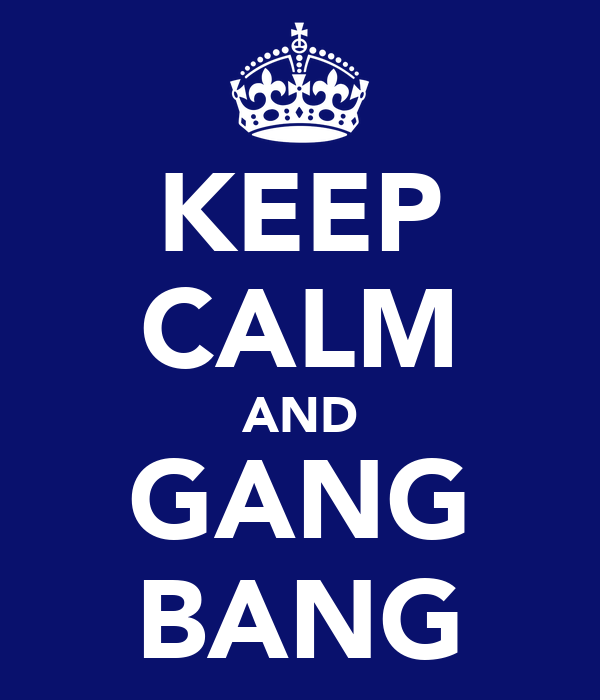 gang bang video