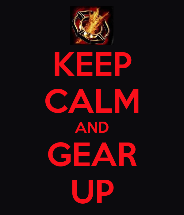 Keep calm and gear up keep calm and carry on image generator