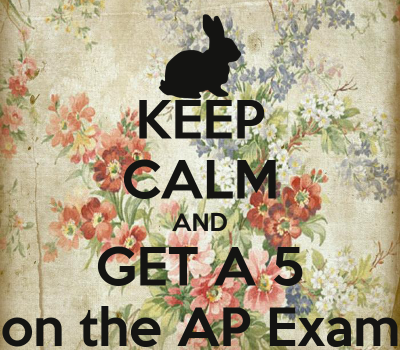 How to get a 5 on the AP English Language Exam?