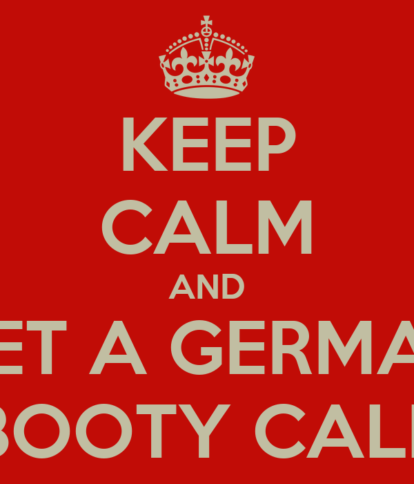 Get a booty call