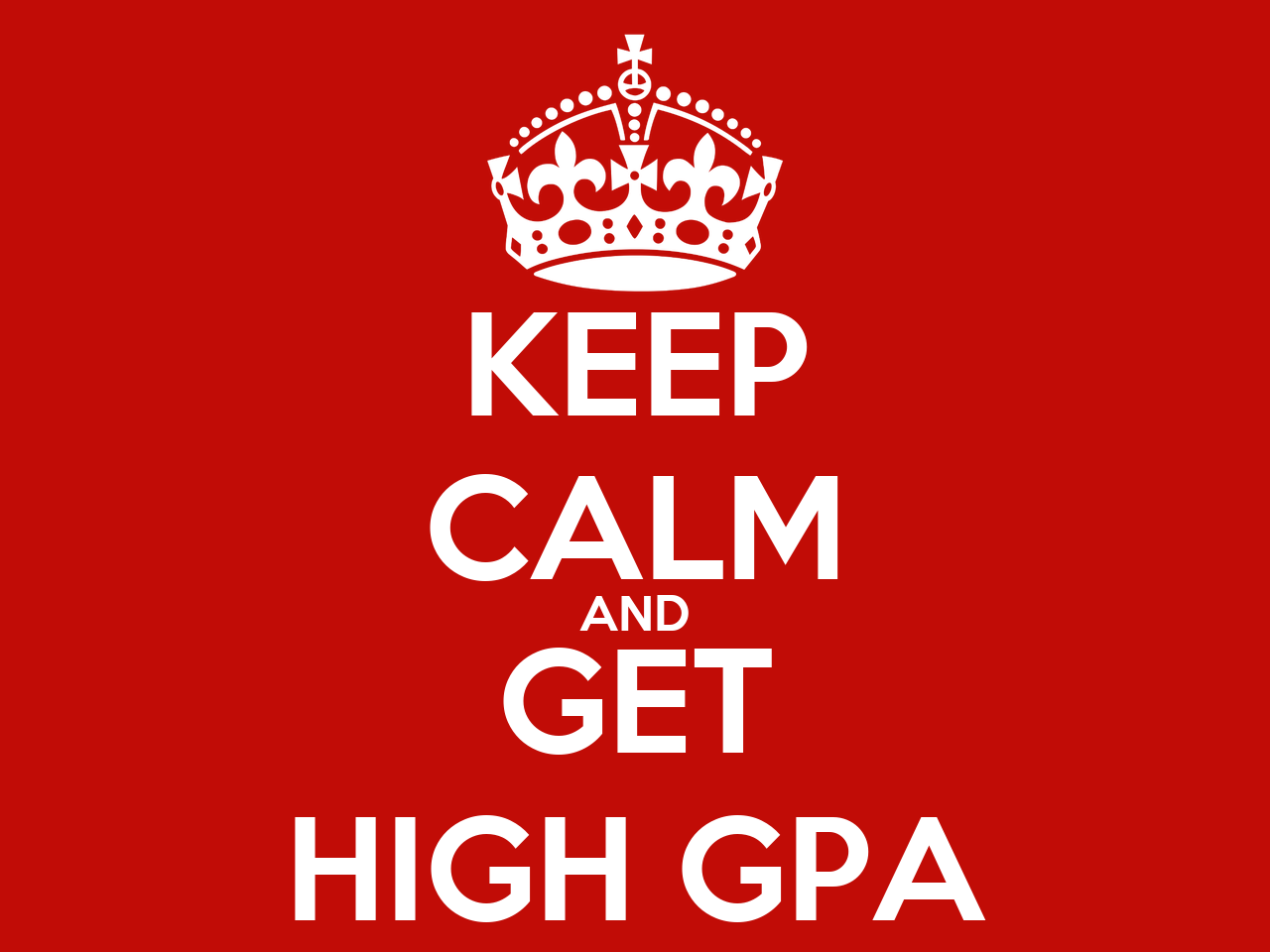 how to get a high gpa If you're starting to think about your plans for college, you might be wondering what is considered a good high school gpa or a bad high school gpa in the eyes of admissions officers this is a complicated question, and it depends on several factors that colleges will take into consideration.