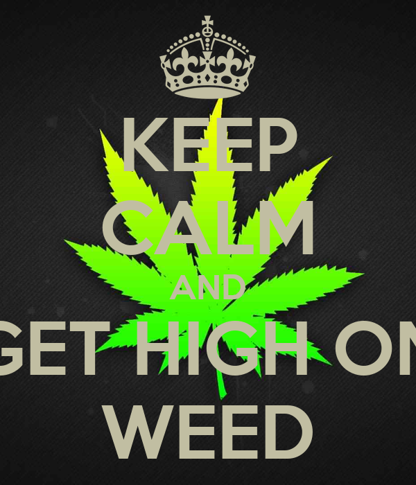 how to eat weed and get high