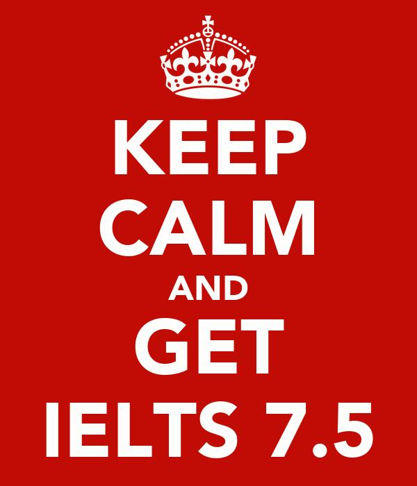 Kinh nghiệm thi Ielts đạt 7.5