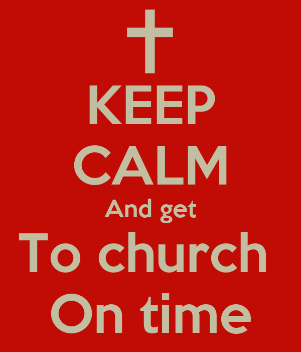 Image result for church time