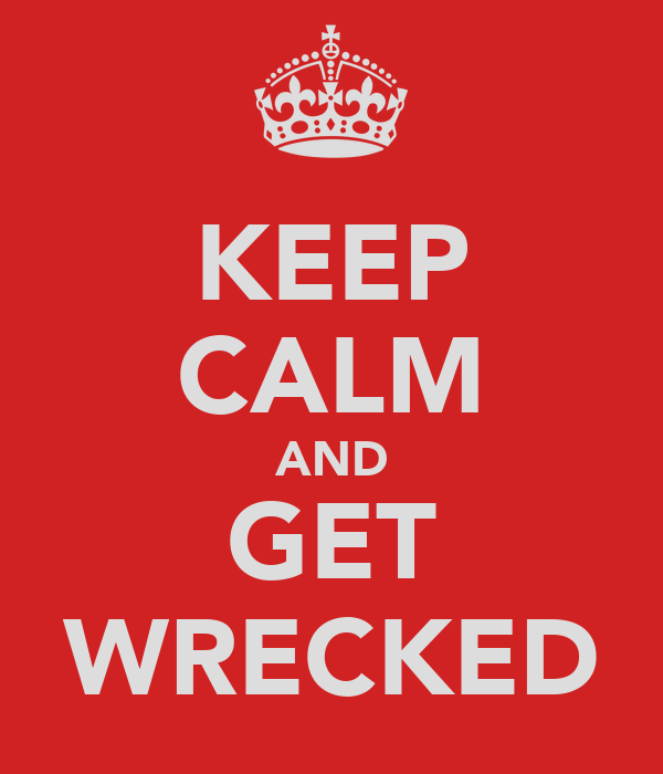 get wrecked wallpapers - photo #9
