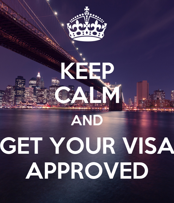 Kết quả hình ảnh cho visa approved