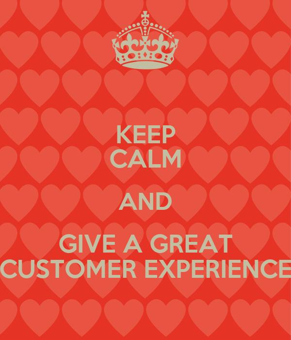 Customer Experience Wallpaper