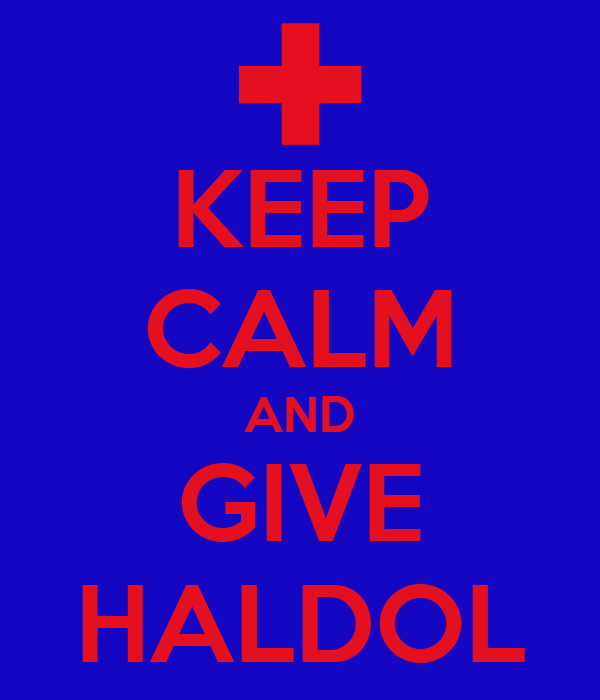 how to give a haldol decanoate injection