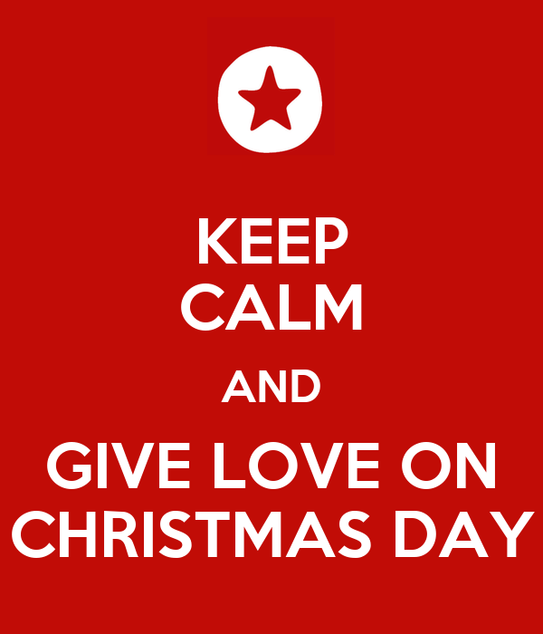 give love on christmas day essay