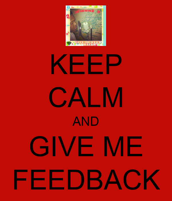 how to give appropriate feedback