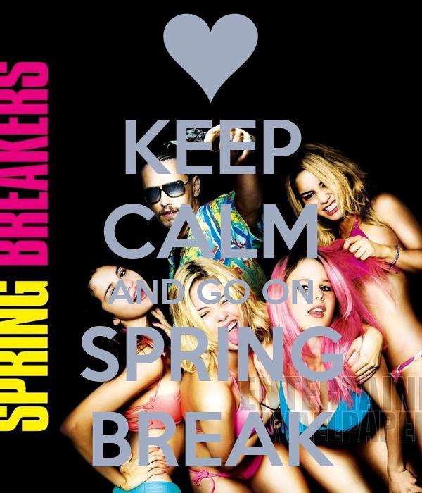 Where can i go for spring break-6049