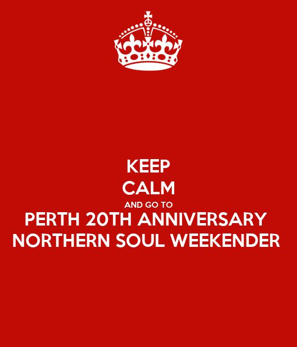 Northern soul perth