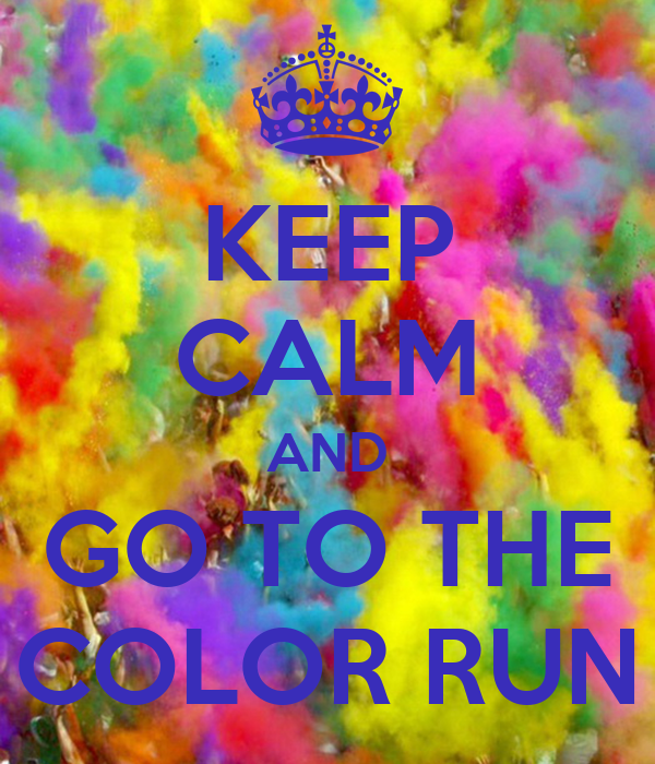 how to plan a color run