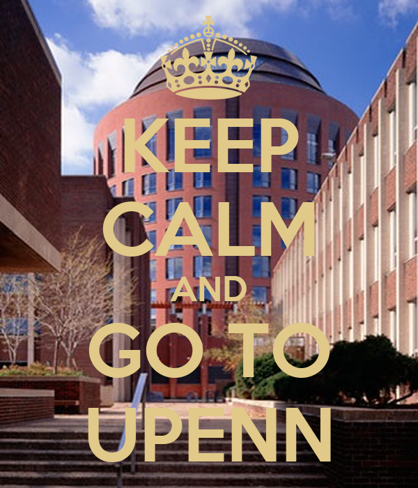Can I get into UPenn?