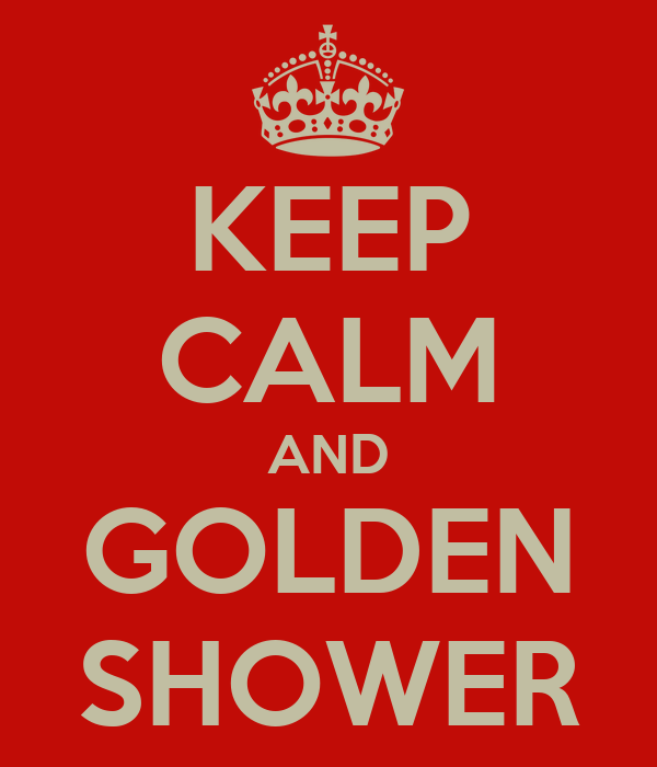 Image result for golden shower