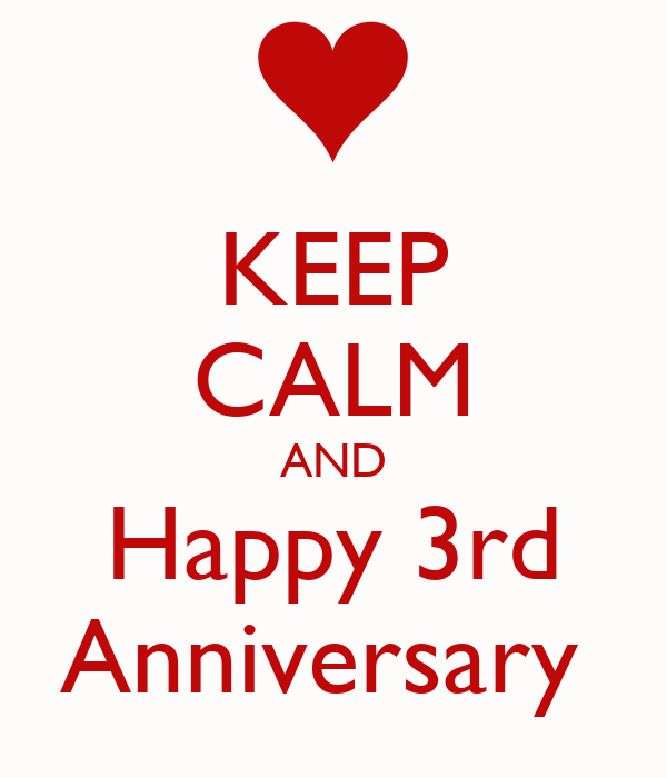 [Image: keep-calm-and-happy-3rd-anniversary-9.png]