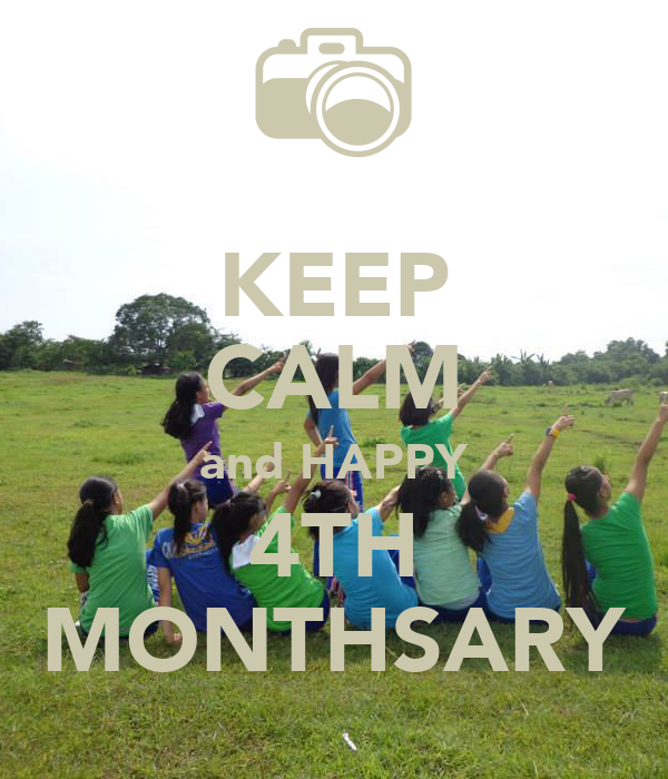 Happy 4th Monthsary Images And Happy 4th Monthsary