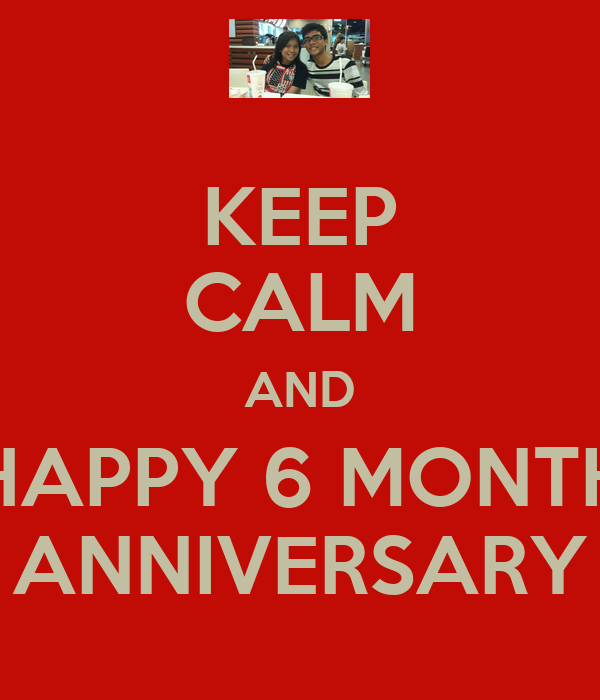 Pin happy anniversary 6 month baby on pinterest