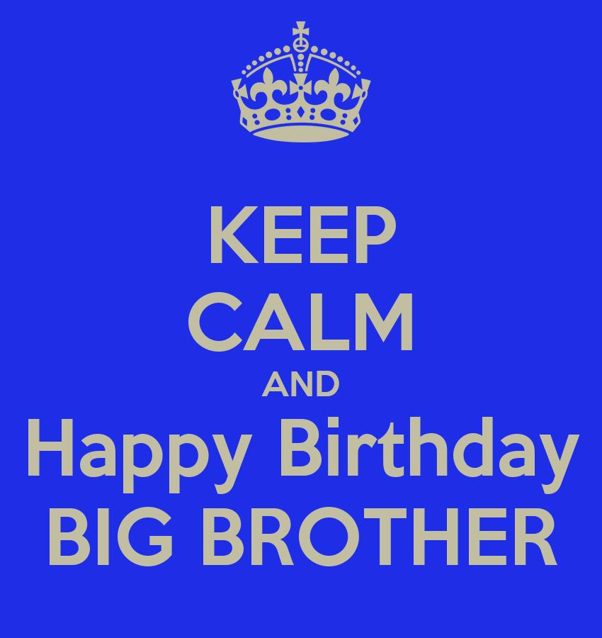 Big Brother Birthday Wallpaper Happy Birthday Big Brother