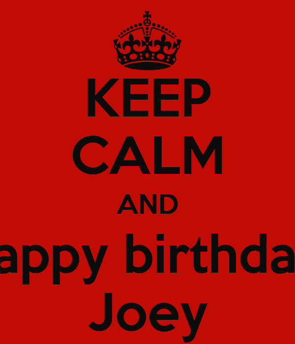 Happy Birthday Joey Bed Mattress Sale