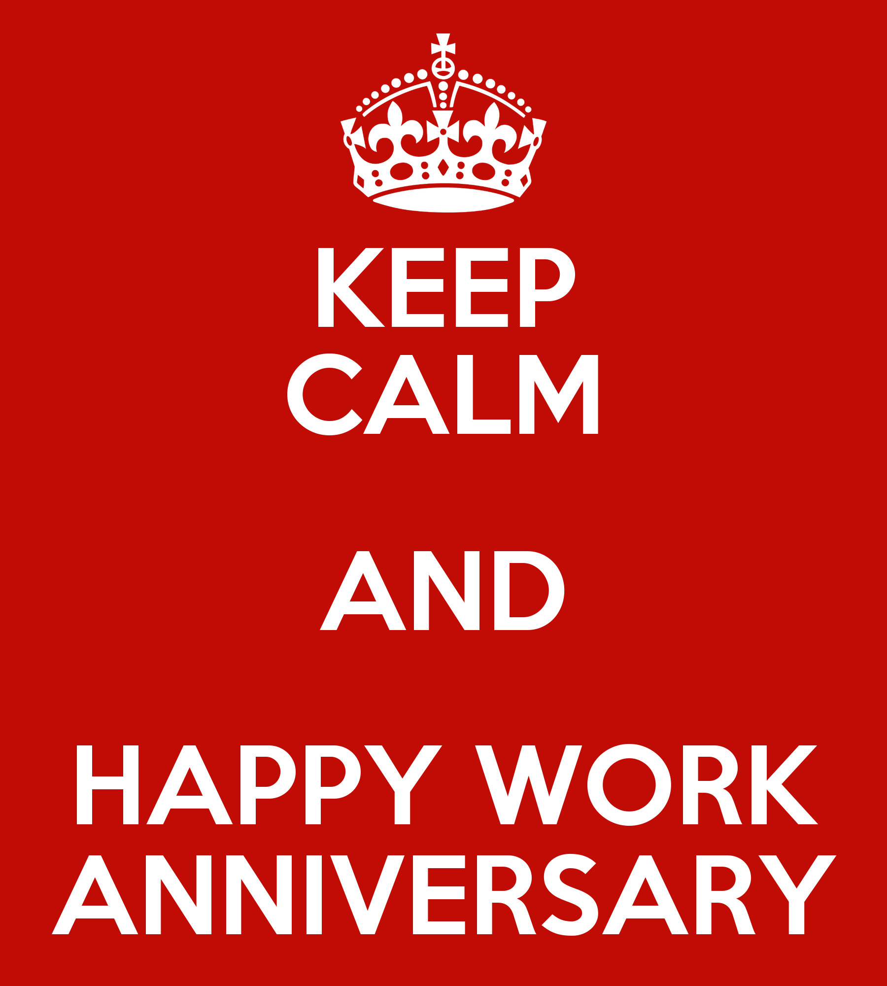 picture of coworker anniversary | just b.CAUSE