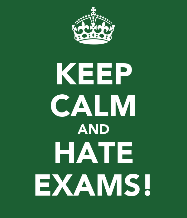 Pics For > I Hate Exams Wallpaper