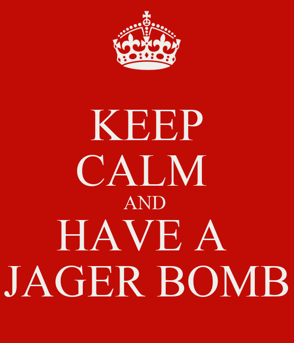 how to take a jager bomb