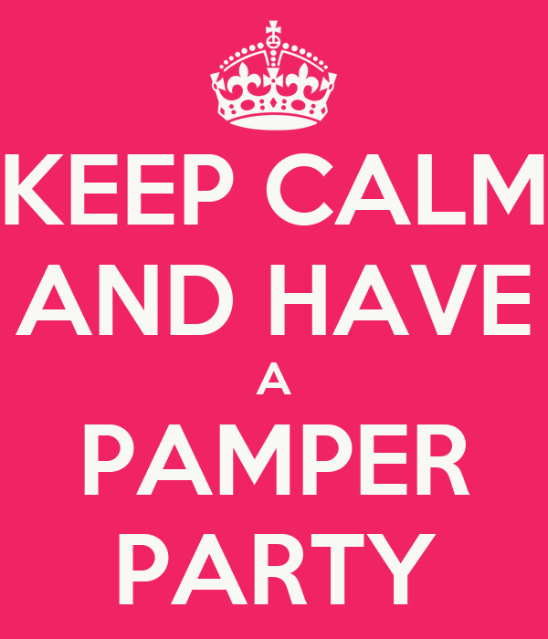 How to Have a Girls Pamper Night In