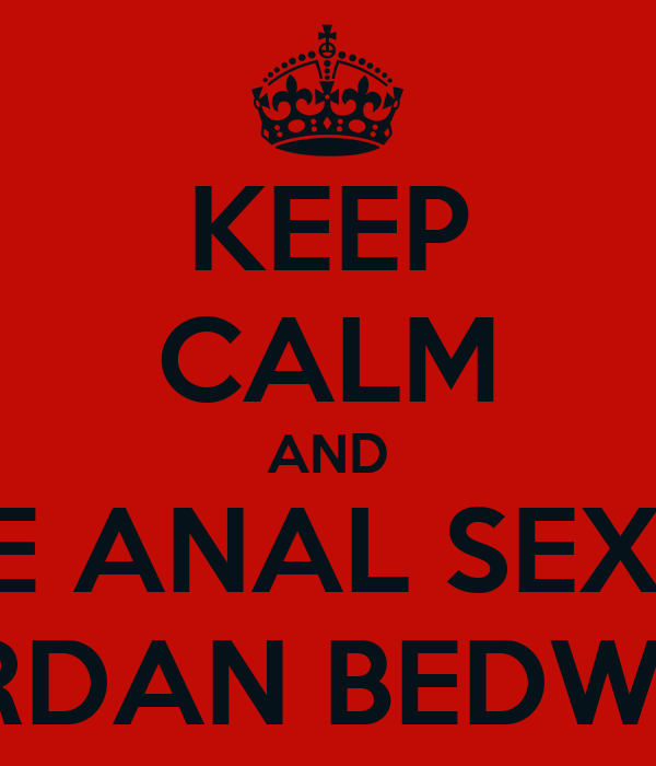 What is anal sex like