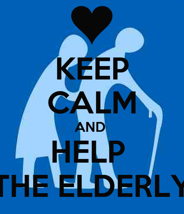 Quotes About Helping The Elderly. QuotesGram