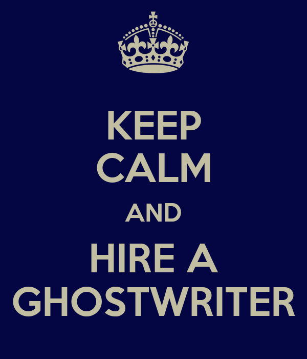 ... to hire a ghostwriter - How Much Does It Cost To Hire A Ghostwriter