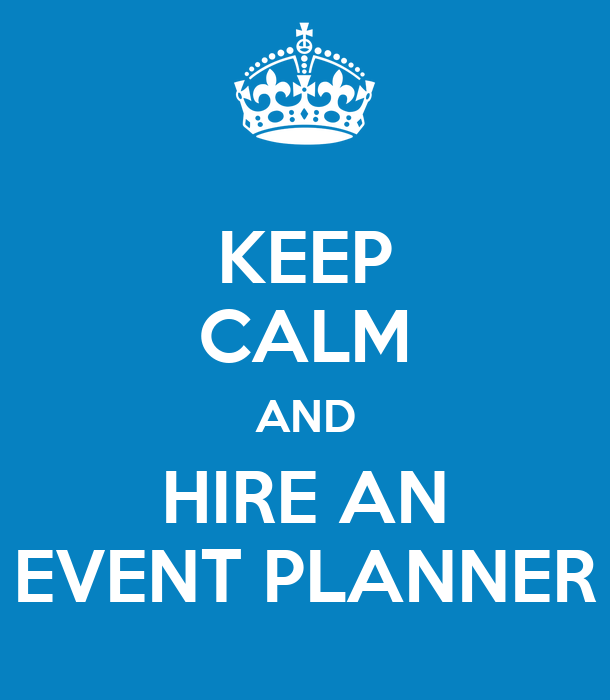 how to become an event planner uk