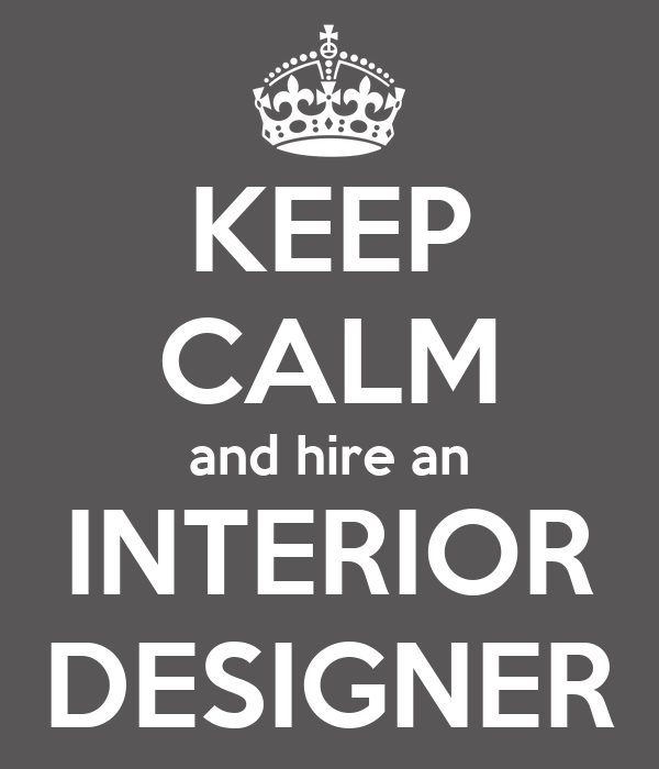 Design for thought design style for Hire interior designer