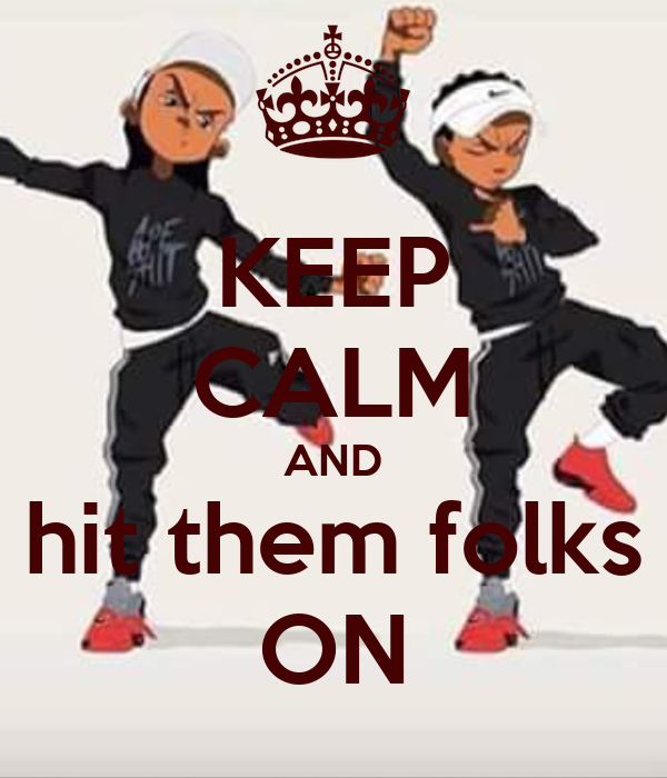 Hit Them Folks