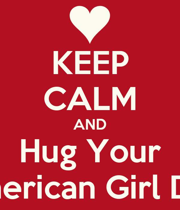 American Girl Logo for Pinterest