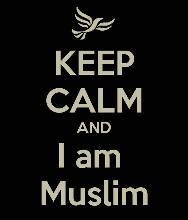 why i am muslim I am a muslim and i am not a 'victim.