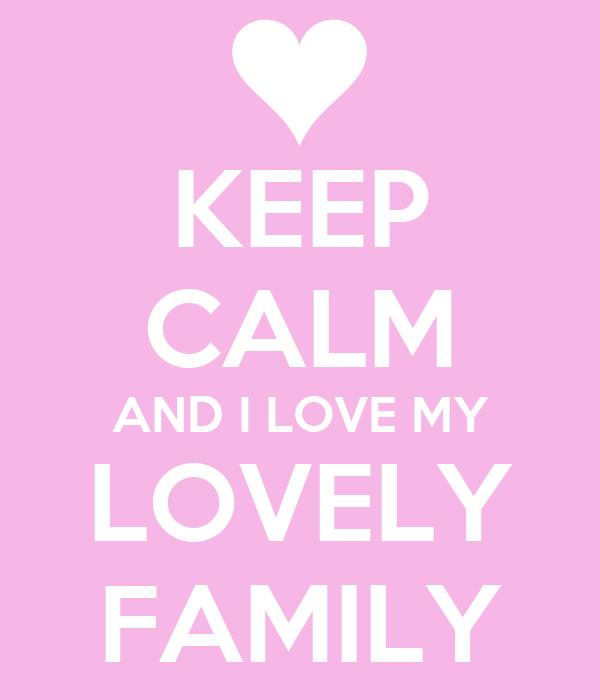 my lovely family Lovely - traduzione del vocabolo e dei suoi composti, e discussioni del forum.