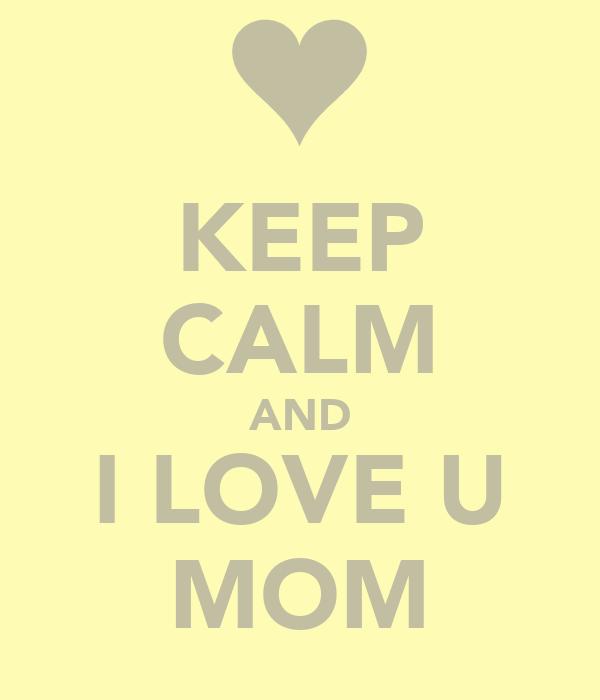 i love you mom iphone wallpaper