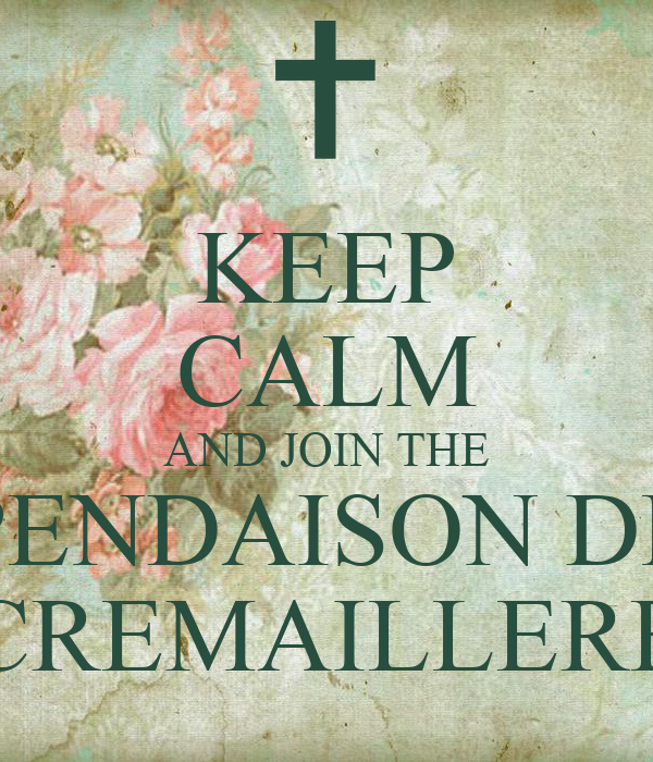 keep calm and join the pendaison de cremaillere poster melissa keep calm o matic. Black Bedroom Furniture Sets. Home Design Ideas